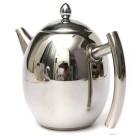 Чайник заварочный из нержавейки 1л