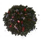 Иван-чай с красной смородиной