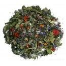 Успокаивающий чай с душицей и мятой