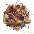 Фруктово-пряный чай с яблоком и корицей