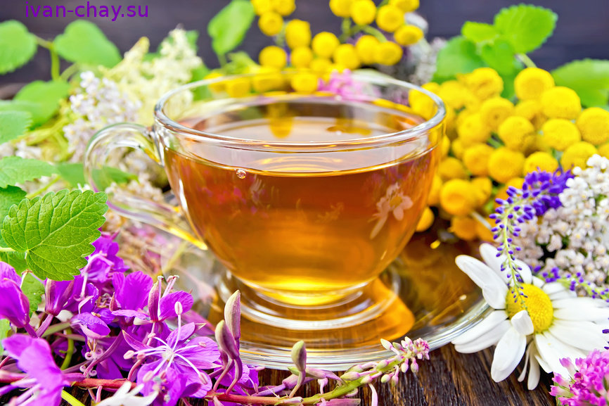 витаминный чай фиточай