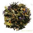 Мятно-смородиновый чай
