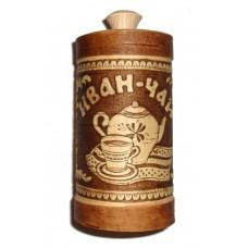"Туесок ""Иван-чай"" 7х14 см"